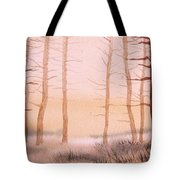 Dead Forest Tote Bag