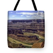 Dead Horse Point View Tote Bag