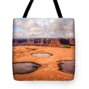Dead Horse Pools Tote Bag