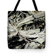 Dead Joshua Wood Tote Bag