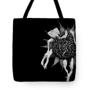 Ballet Flower Tote Bag