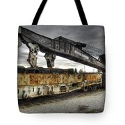 Dead Lift Tote Bag