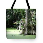 Wild Florida Dead Mans River Tote Bag