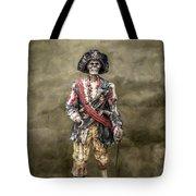Dead Men Tell No Tales Tote Bag by Randy Steele