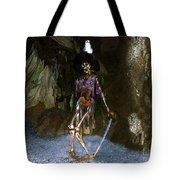Dead Men Tell No Tells Tote Bag by David Lee Thompson