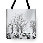 Dead Of Winter Tote Bag