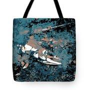 Dead Salmon 3 Tote Bag