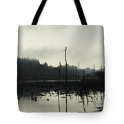 Dead Tree Waters Tote Bag