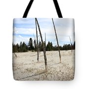 Dead Trees, Yellowstone Tote Bag