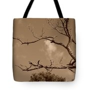 Dead Wood Tote Bag