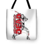 Deadly Michonne Tote Bag