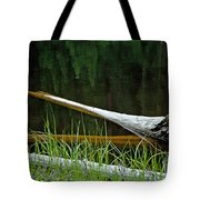 Deadwood And Pine Reflections Tote Bag
