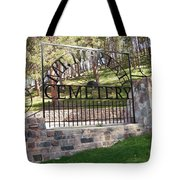 Deadwood, South Dakota Tote Bag