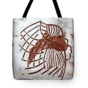 Dean - Tile Tote Bag
