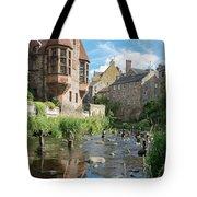 Dean Village Tote Bag