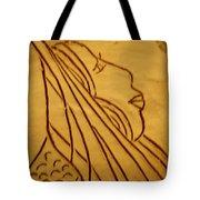Dear - Tile Tote Bag
