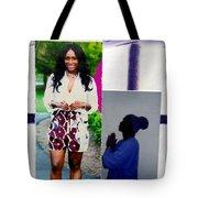 Black Love Matters Tote Bag