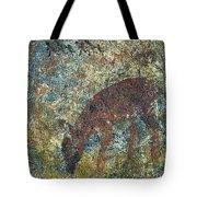 Dear Or Deer Being Hunted Tote Bag