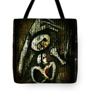 Death By A Thousand Tears Tote Bag