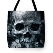 Death Comes To Us All Tote Bag