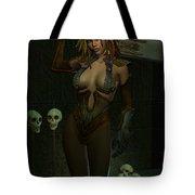 Death Dealer Tote Bag
