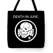Death In June Tote Bag