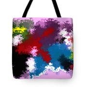 Death Of Discrimination Tote Bag