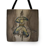 Death Of The Demon's Law Tote Bag