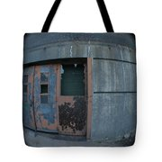 Death Stars Back Door Tote Bag by Artist Orange