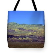 Death Valley - Land Of Extremes Tote Bag