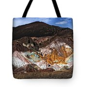 Death Valley 14 Tote Bag