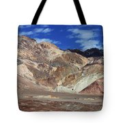 Death Valley 15 Tote Bag