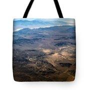 Death Valley 18 Tote Bag