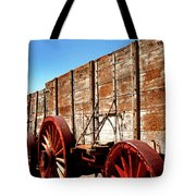 Death Valley Borax Wagons Tote Bag