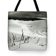 Death Valley Brush Tote Bag