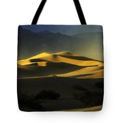 Death Valley California Symphony Of Light 4 Tote Bag