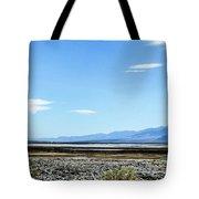 Death Valley California Tote Bag
