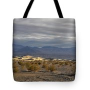 Death Valley Dunes Tote Bag