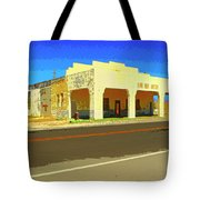 Death Valley Junction Tote Bag
