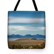 Death Valley Pano Tote Bag