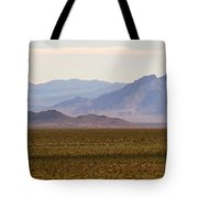 Death Valley Range Tote Bag