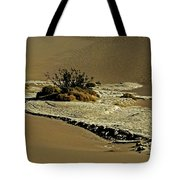 Death Valley Salt Tote Bag