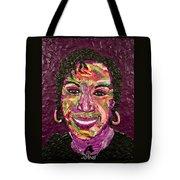 Deb A Self Portrait Tote Bag