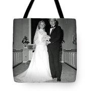 Deb And John Tote Bag