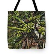 Debbie's Coconuts Tote Bag
