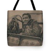 Debden Eagle Tote Bag