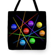 Decal   Tote Bag