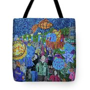 Decatur Lantern Parade Tote Bag