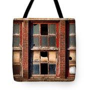Decayed Tote Bag