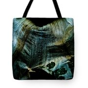 Decaying Flower Tote Bag